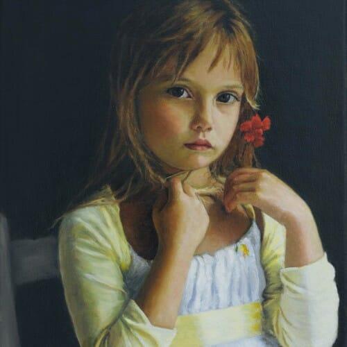 Oil Painting by Mark Lovett at marklovettstudio.com in Gaithersburg, MD