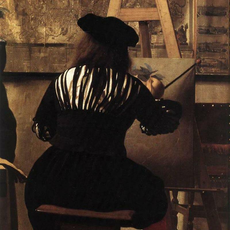 Portrait Artist for Hire - Vermeer