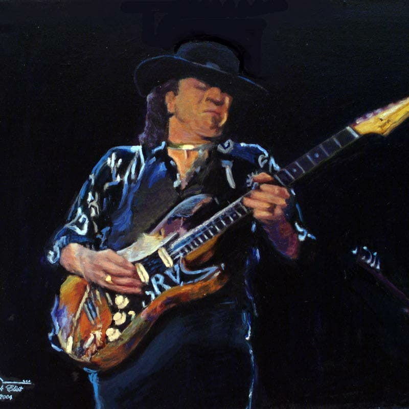 Stevie Ray Vaughan – Live – For Sale
