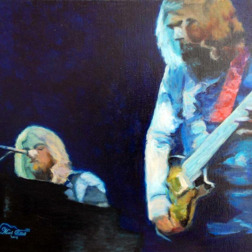 Duane & Gregg Allman – Live at Fillmore – Sold