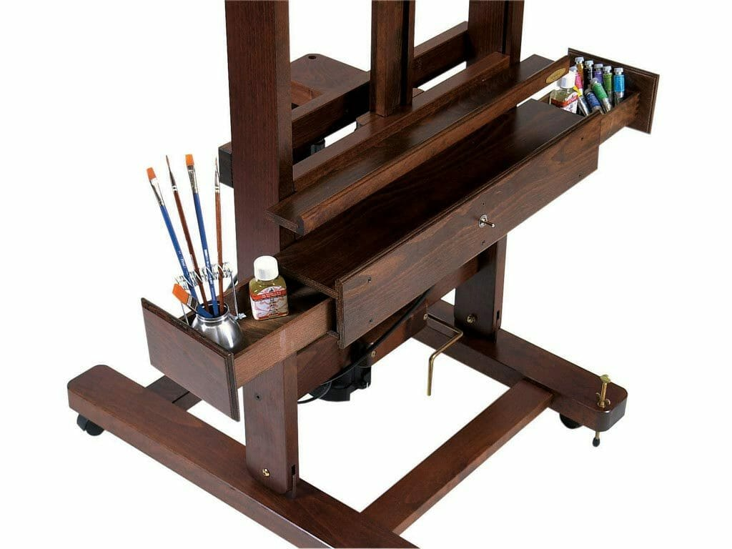 Mabef M01 Studio Easel Electric for sale