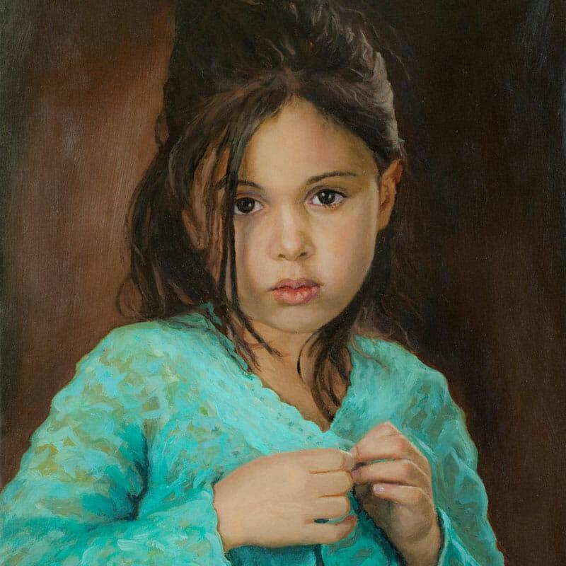 portrait artist for hire